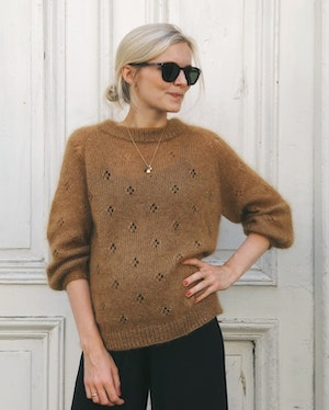 PetiteKnit - Mönster Fortune Sweater