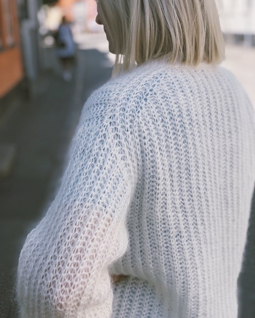 PetiteKnit - Mönster September Sweater