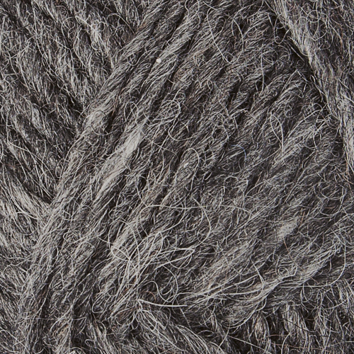 Léttlopi garnnystan Dark grey heather – fg 10058