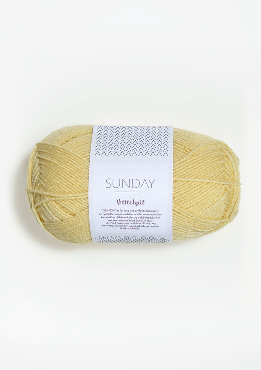 SUNDAY PetitKnit Banana 2114