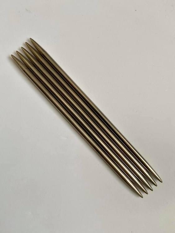 NDLWRX Strumpstickor i stål - 20 cm