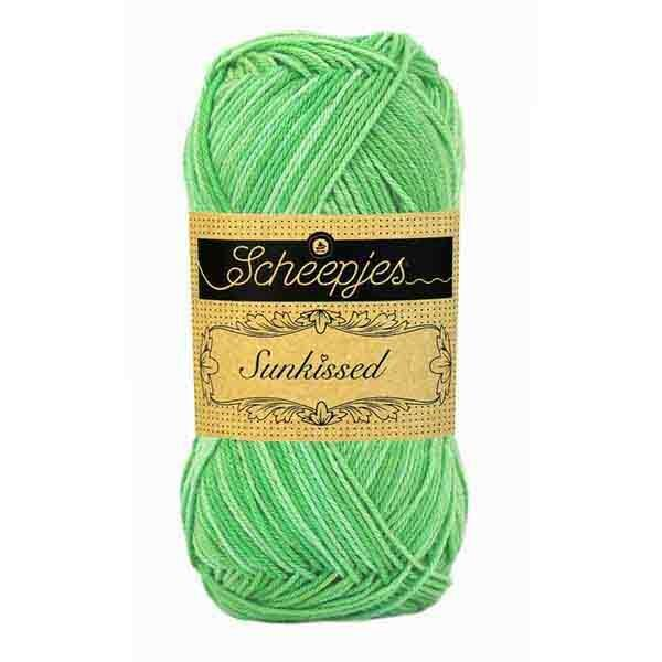 Scheepjes Sunkissed - Spearmint Green 014