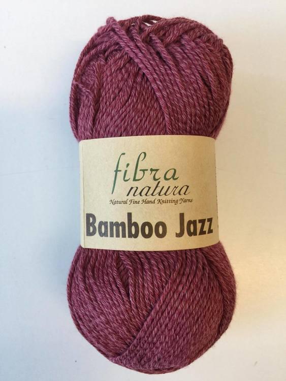Bamboo Jazz - Mörk gammelrosa fg 231