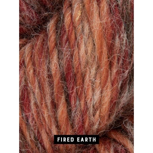 WYS The Croft - Wild Shetland, Fired Earth Fg 792