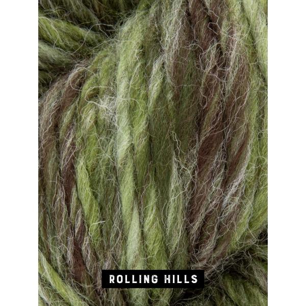 WYS The Croft - Wild Shetland, Rolling Hills Fg 793