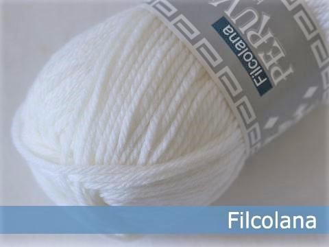 Filcolana Peruvian Highland Wool - Snow White fg 100