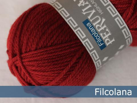 Filcolana Peruvian Highland Wool - Christmas Red fg 225