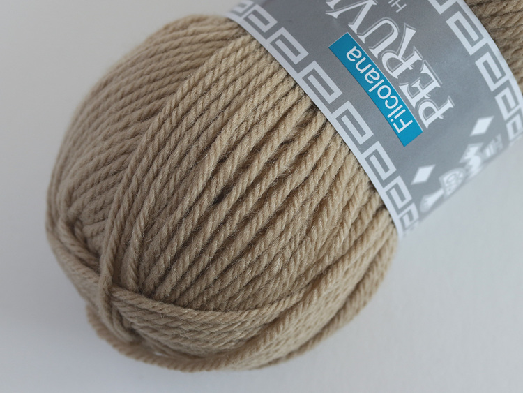 Filcolana Peruvian Highland Wool - Chai fg 364