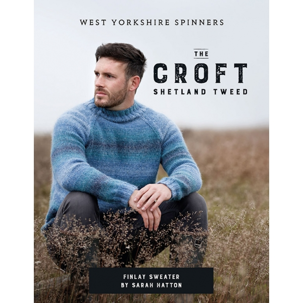 WYS The Croft – Wild Shetland – Mönster Finlay Sweater