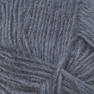 Léttlopi garnnystan Stone blue heather - 19418