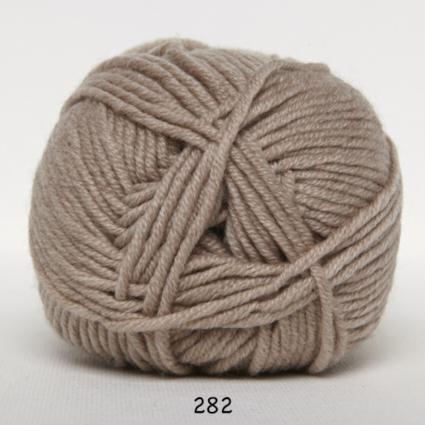 Hjertegarn Merino Cotton - Beige fg 282