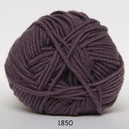 Hjertegarn Merino Cotton - Ljung fg 1850