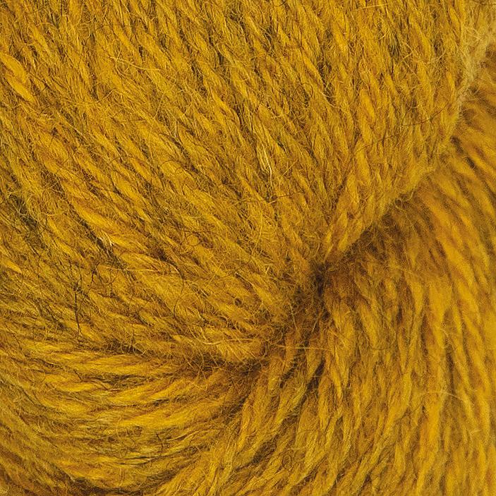 Järbo Garn - Svensk Ull - Buttercup Yellow fg 007