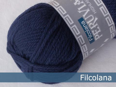Filcolana Peruvian Highland Wool - Navy Blue fg 145