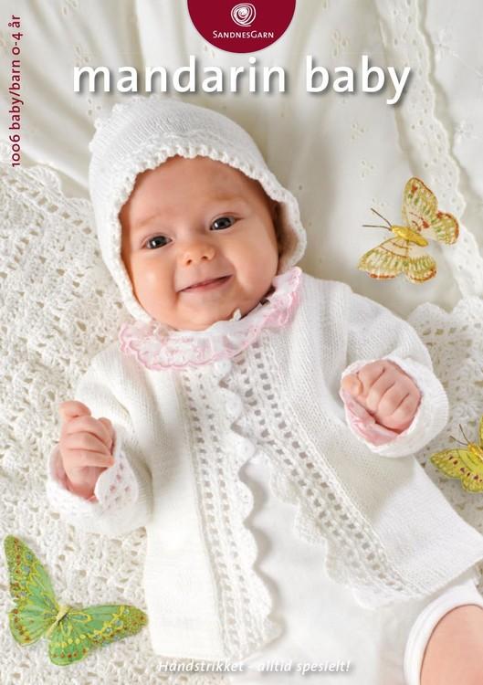 Sandnes Mönsterhäfte 1006 - Mandarin Baby