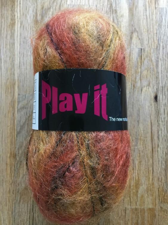 Play It Mohair från Hjertagarn - fg 2007