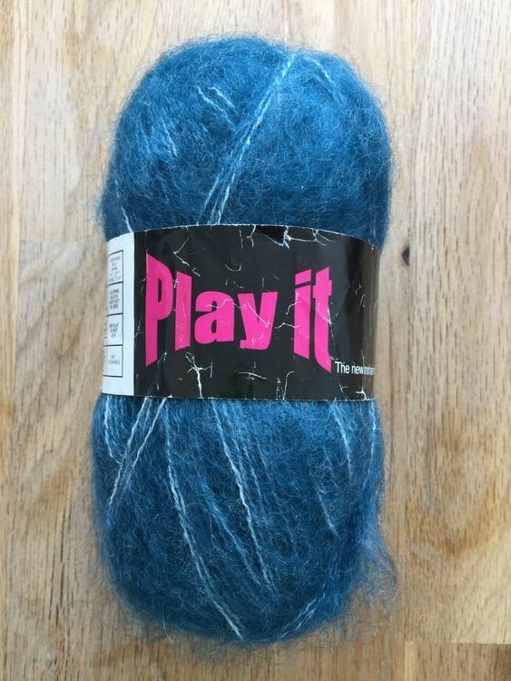 Play It Mohair från Hjertagarn - fg 7079