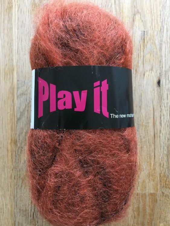 Play It Mohair från Hjertagarn  - fg 9110
