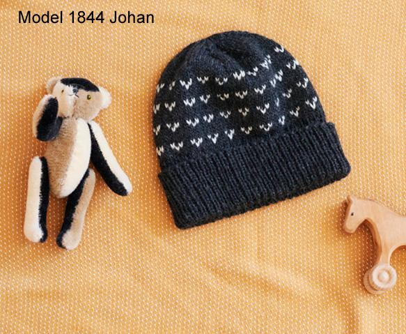 Model 1844 Johan Hue: Mini Vital p.4
