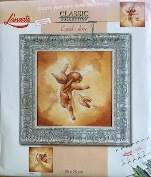 Lanarte Tavla - Cupid - dove art nr 34859