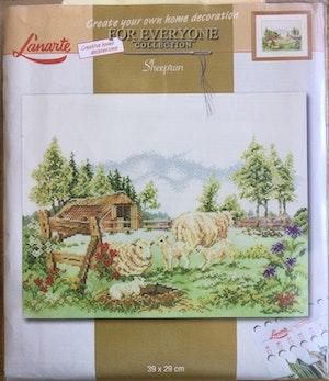 Lanarte Tavla - Sheeprun art nr 34789