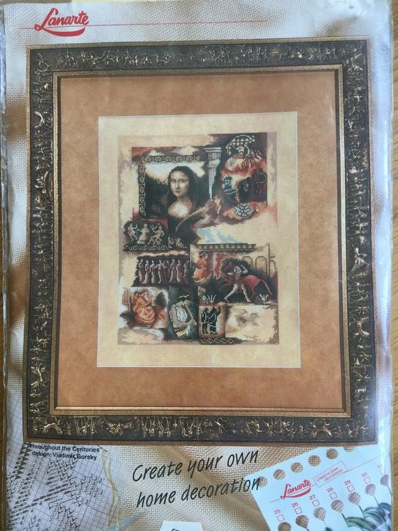 Lanarte Tavla - Throughout the Centuries art nr 34684
