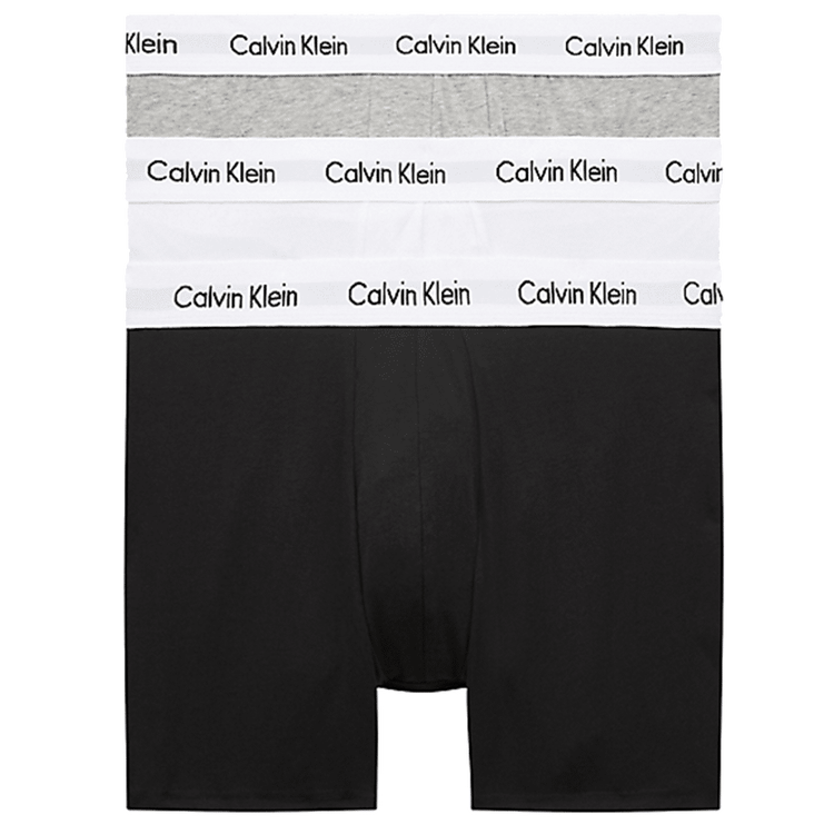 3-Pack Calvin Klein Boxer Brief G/Wh/Bl