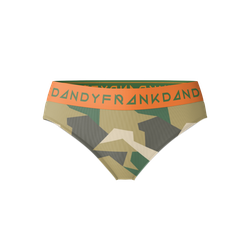 FD x ALX TM Camo Thong, Green