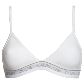 Calvin Klein Unlined Triangle White
