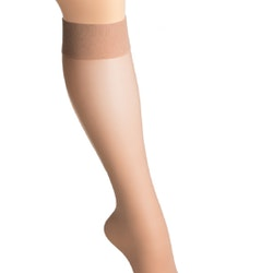 Kompressionsstrumpor Nylon, Naturally Nude – 15-18 mmHg