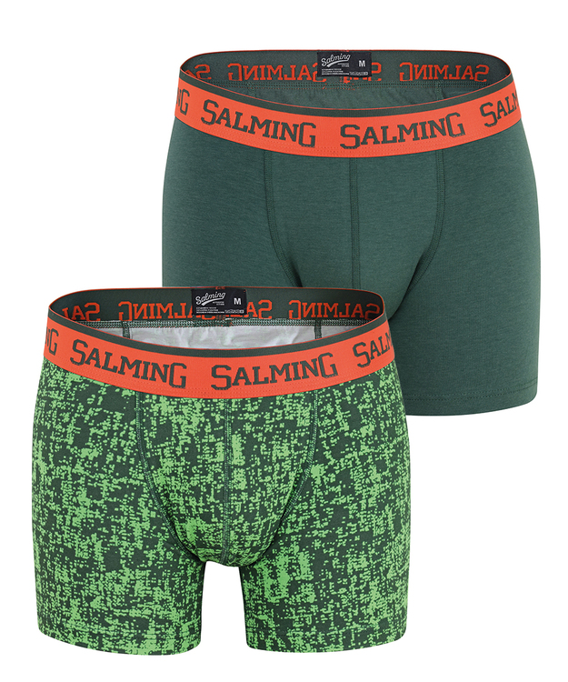2-pack Duke Long Boxer, Green