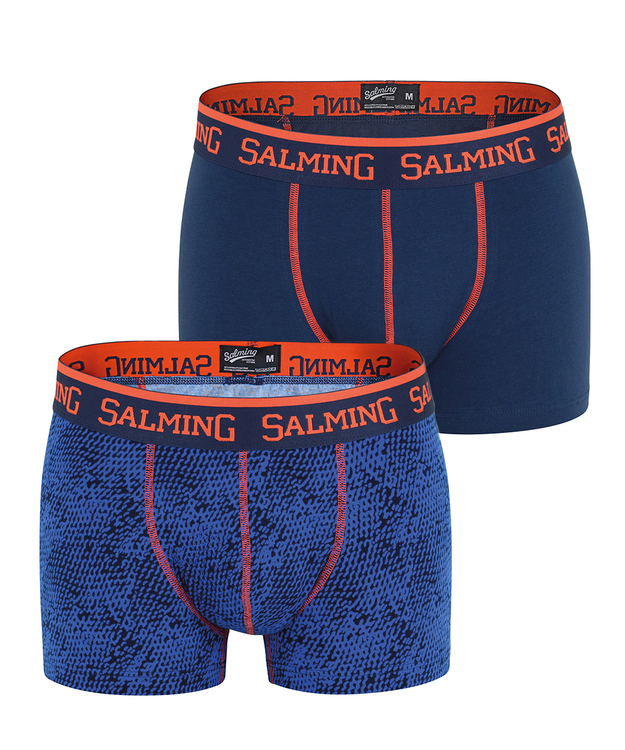2-pack Boone Boxer, Navy