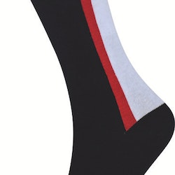 Hambly Sock, Black/Grey