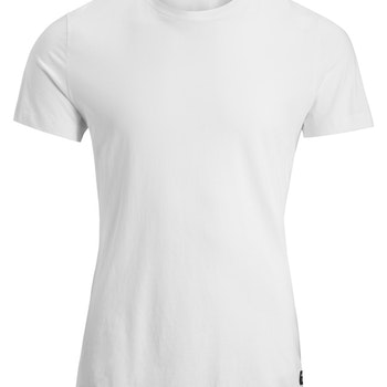 BB Centre Regular Tee, Brilliant White