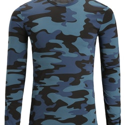 BB Hamilton Long Sleeve, Camo