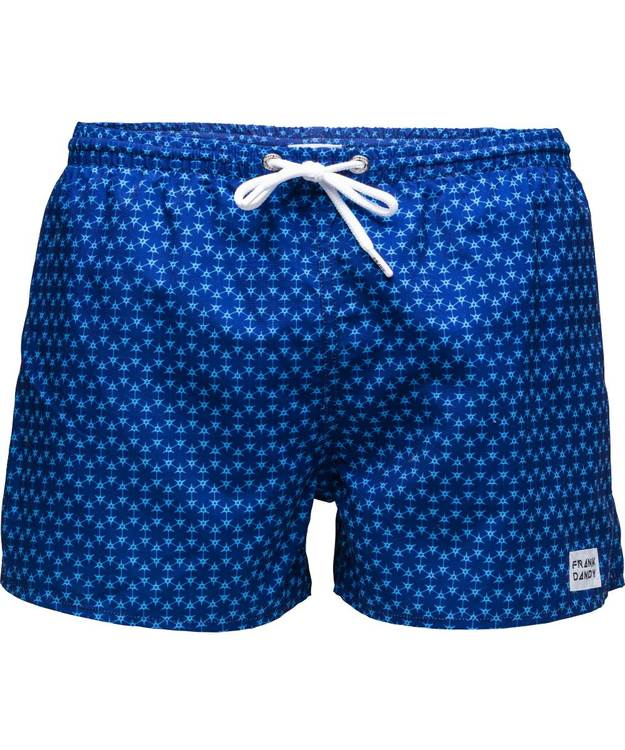 Sail Ninja – Dart Swim Shorts, Dark Blue