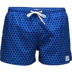Sail Ninja – Dart Swim Shorts, Dark Blue