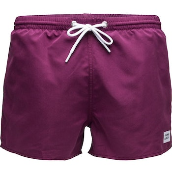 Breeze Swim Shorts, Burgundy