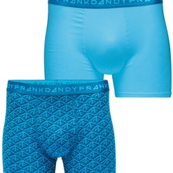 2-Pack FD & Solid Boxer – Lyons Blue/Hawaiian Ocean