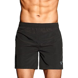 Basic Swim Shorts, Black