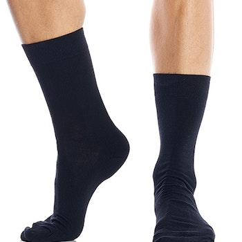 Plain Sock Black