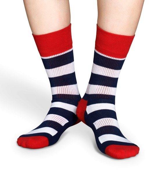 Athletic Stripe Sock