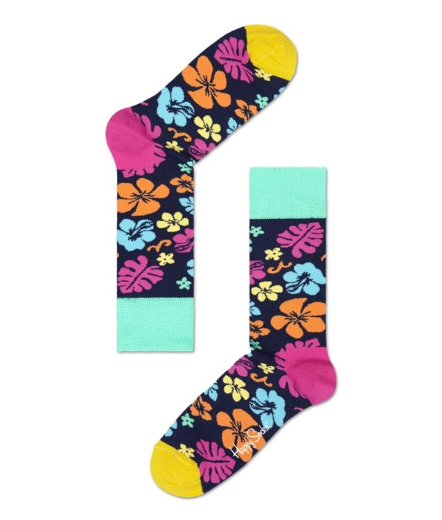 Hawaii Sock Multi