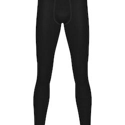 Bamboo Merino Long Johns – Black
