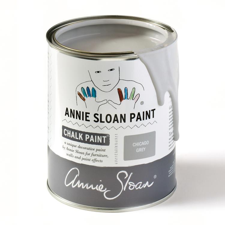 Annie Sloan Chalk Paint Chicago Grey 1L