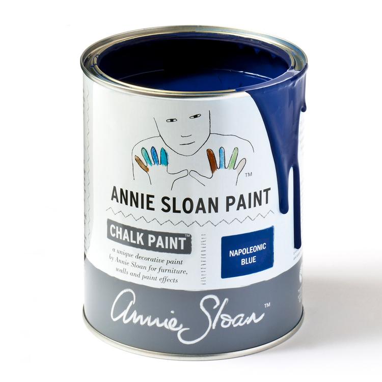 Annie Sloan Chalk Paint Napoleonic Blue 1L