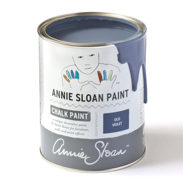 Annie sloan Chalk Paint Old Violet 1L