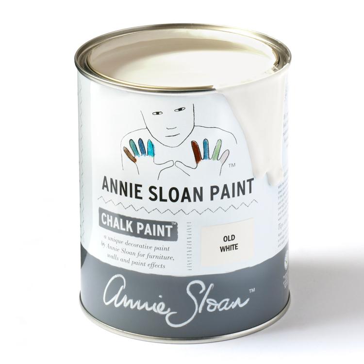 Annie Sloan Chalk Paint Old White 1L