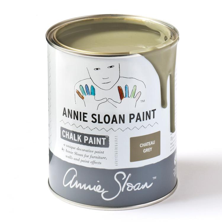 Annie Sloan Chalk Paint Chateau Grey 1L