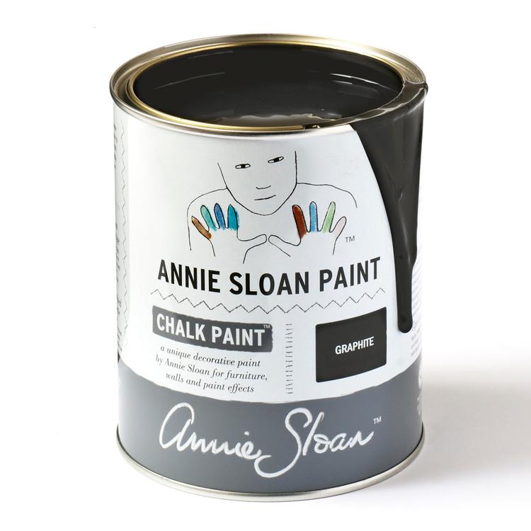 Annie sloan Chalk Paint Graphite 1L